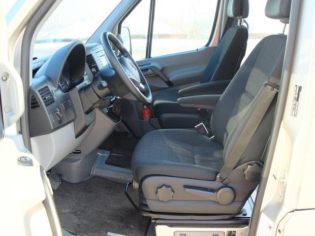 Mercedes Sprinter 319 CDI 4x4