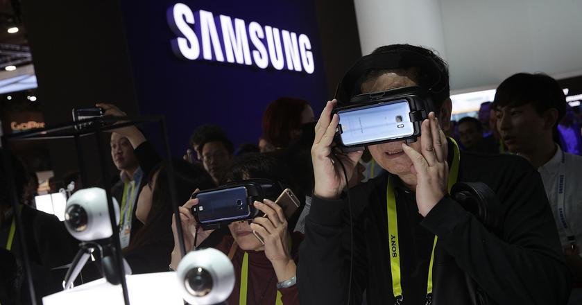 Rok 2016 skończył się dla Samsunga dobrze pod względem sprzedaży