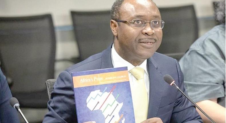 Chief Economist of the World Bank for Africa, Dr Albert Zeufack