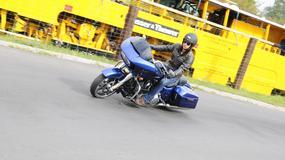 Harley-Davidson Road Glide - retro bagger