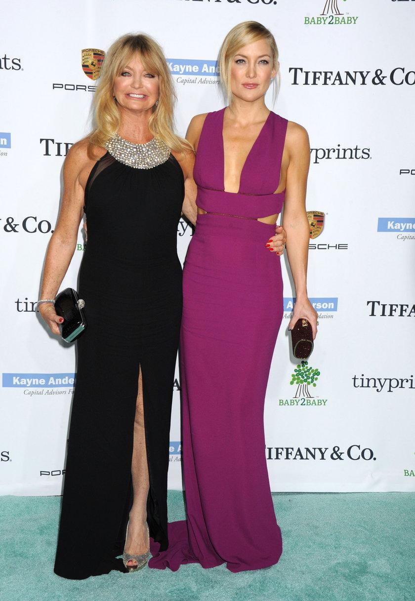 Goldie Hawn i Kate Hudson