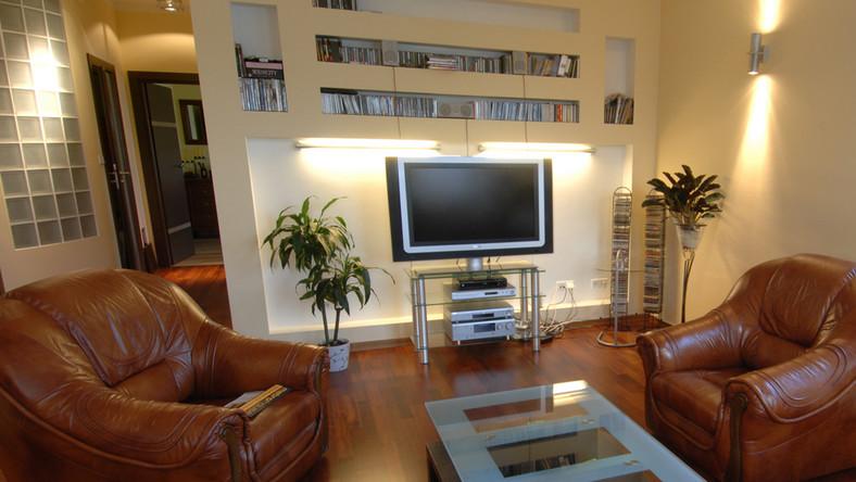 Apartament w Marinie Mokotow