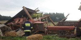 Nawałnice przeszły przez Polskę. Zniszczonych 750 domów