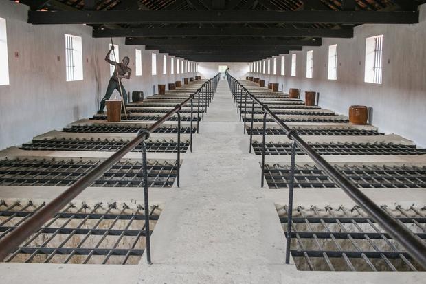 Dawne więzienie na wyspie Con Dao