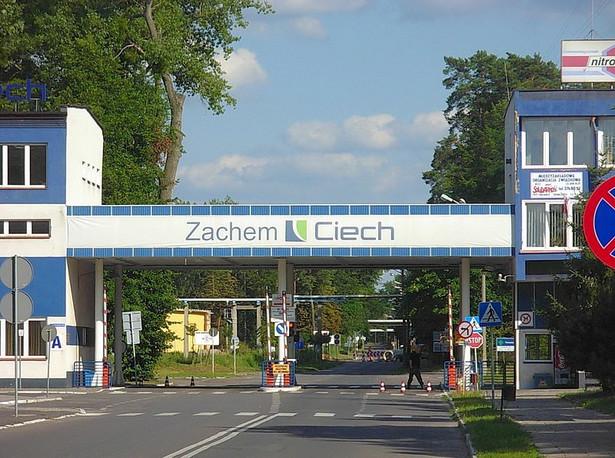 Zakłady Chemiczne Zachem w Bydgoszczy