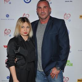 Przemysław Saleta z córką na Gali Polskiej Transplantacji Drugie Życie. Jak ona wydoroślała