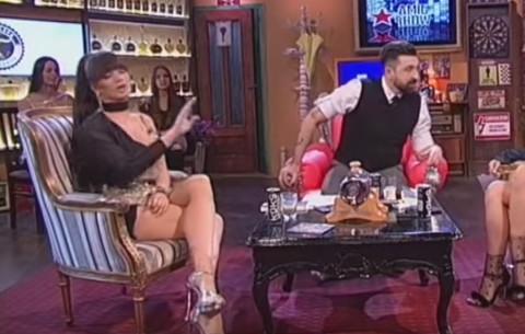 MILICI SKOČIO PRITISAK: Pevačica umalo napustila emisiju zbog OVOG komentara Ognjena Amidžića!