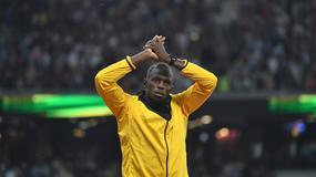 Usain Bolt zagra w meczu legend Manchesteru United?