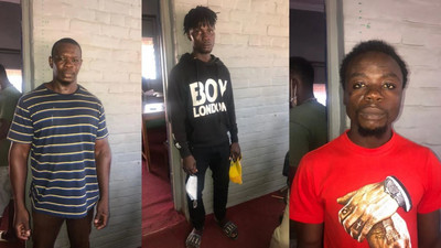 Police detain senior pastor and others who flaunted guns