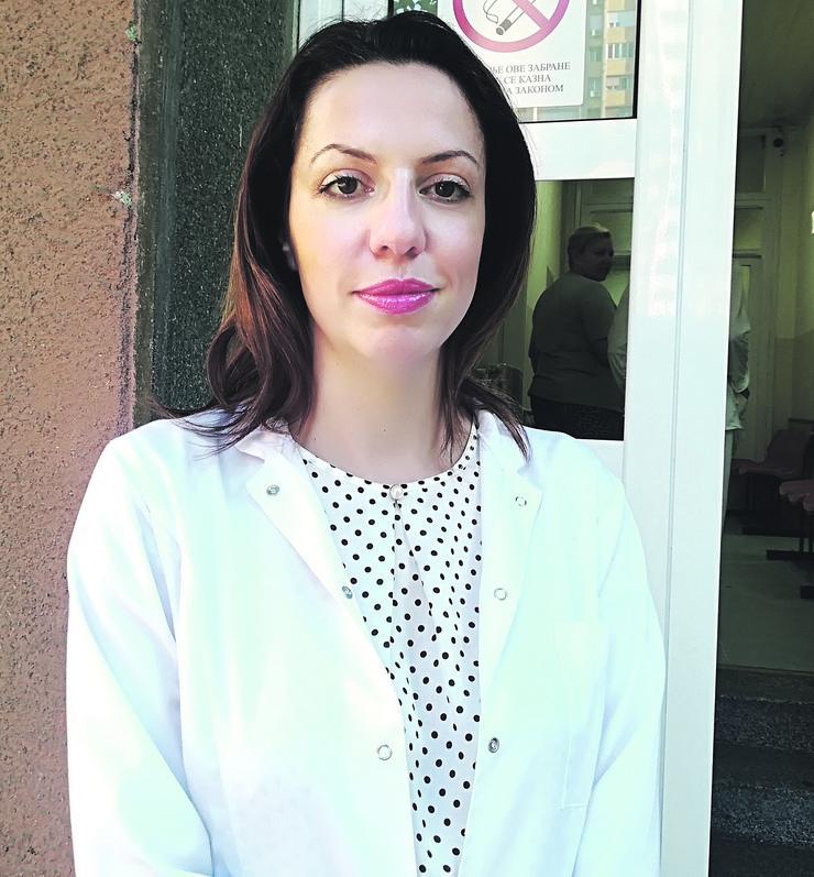 Doc dr Danica Tiodorovic Foto RAS
