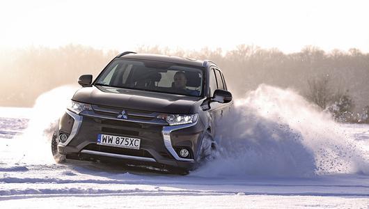Mitsubishi Outlander PHEV - SUV pod napięciem | TEST