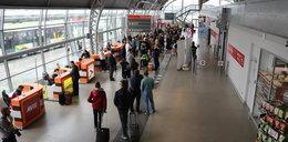 Bomba na lotnisku w Modlinie? Strażnicy zatrzymali żartownisia