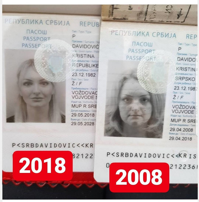 Kristina Davidović