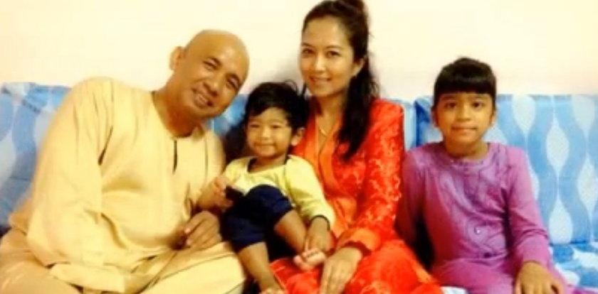 Rodzina pilota zaginionego boeinga przerwała milczenie