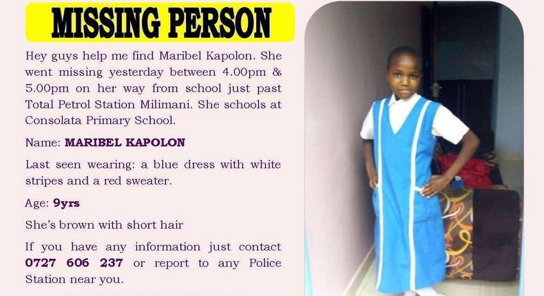Maribel Kapolon tortured and killed