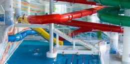 Groźny wypadek w aquaparku. 6-latek w ciężkim stanie