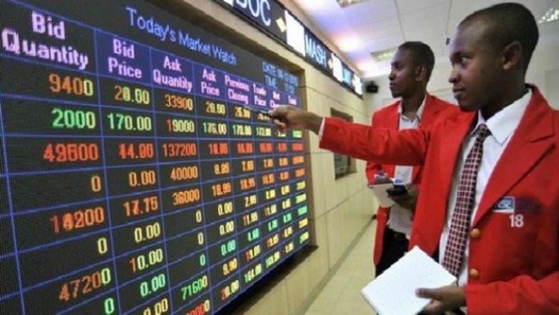 Nigeria stock market used to illustrate this story