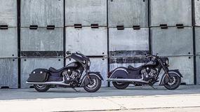 Indian zaprezentował motocykl Chieftain Dark Horse