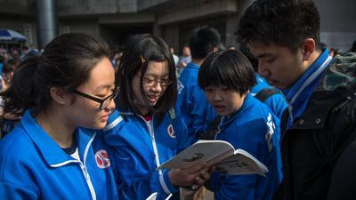 Szkoła pełna żywiołów, czyli edukacja po chińsku