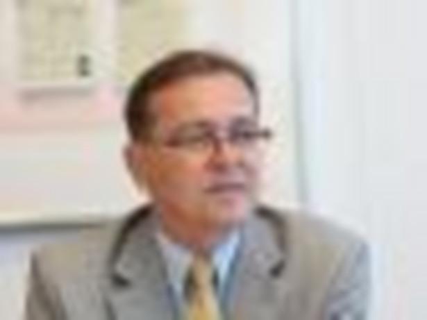 Prof. zw. dr hab. Andrzej Kidyba kierownik Katedry Prawa Gospodarczego i Handlowego na UMCS w Lublinie. Fot. Wojtek Górski