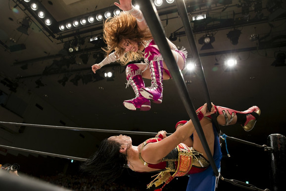 Žene-borci opčinile Japan