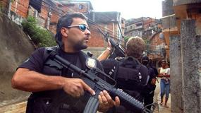 Policjanci w Brazylii będą nosić okulary rozpoznające twarze przestępców