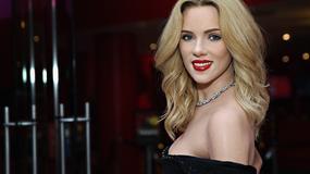 Pierwsza figura woskowa Scarlett Johansson