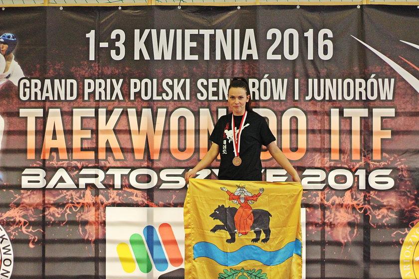 Mistrzostwa Polski też wygrała Marta