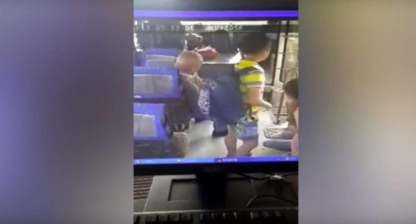 Wściekły pacjent dźgał nożem dziecko. To miała być zemsta