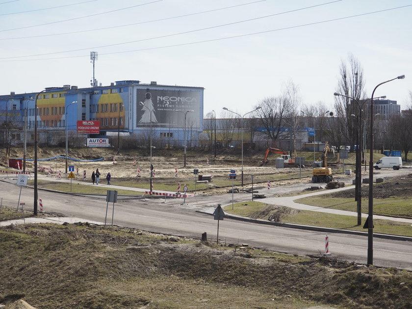 Zmiany na ulicach przez budowę Nowowęglowej