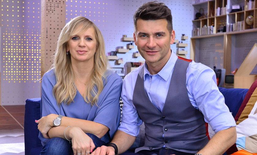 Marzena Rogalska wyznała, że z Tomaszem Kammelem tworzyli zgrany duet tylko w pracy.