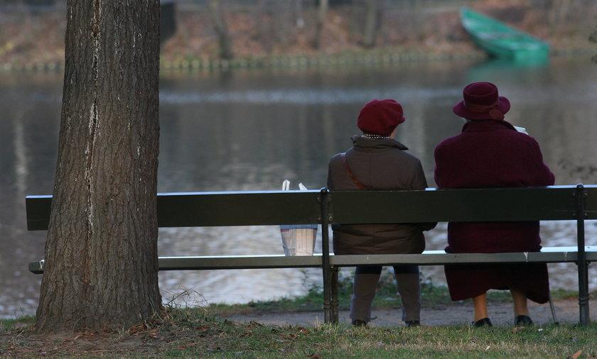 Według rządu PPK mają wspomóc polskich seniorów na emeryturze