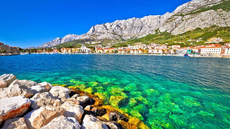 Makarska, Chorwacja