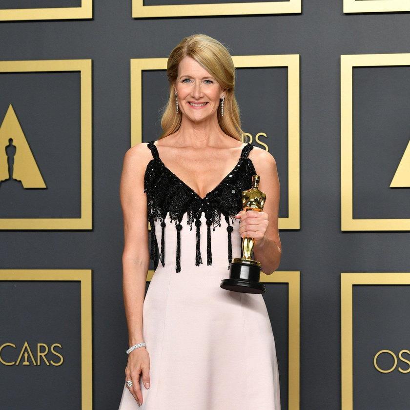 Laura Dern na 92. gali rozdania Oscarów