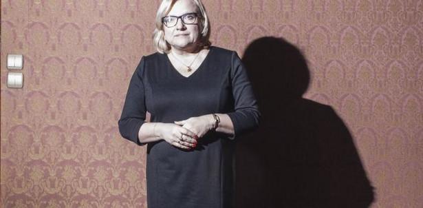 Beata Kempa. Fot. Maksymilian Rigamonti