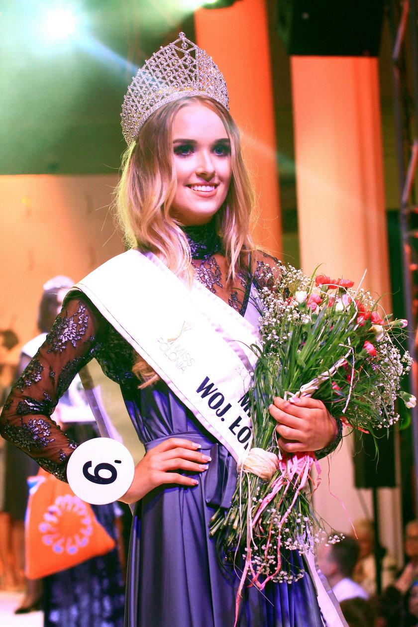 Miss Polonia Województwa Łódzkiego 2017