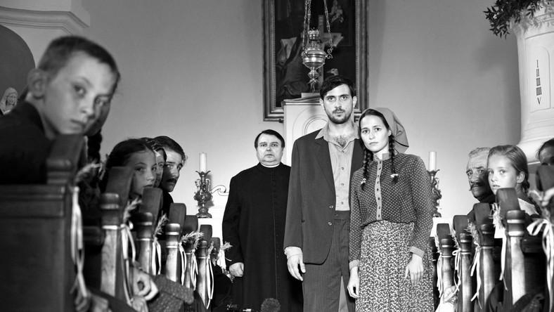 "Kadr z filmu Ferenca Töröka ""1945"""