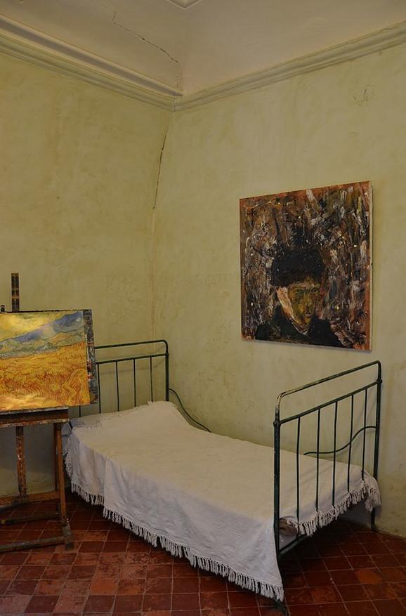 Umetnikova soba i bolnici za mentalne bolesnike