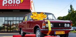 Wielka loteria w znanym sklepie. Do wygrania Fiat 125p