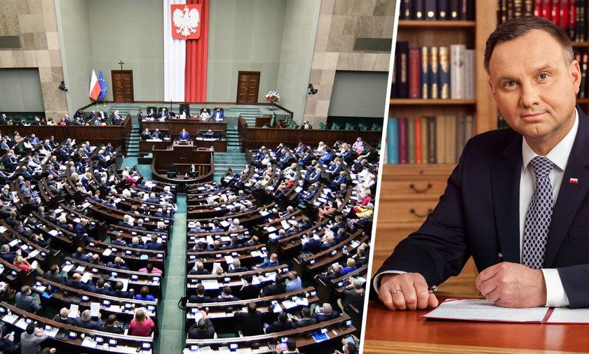 Parlamentarzyści będą zarabiać lepiej dzięki podpisowi prezydenta