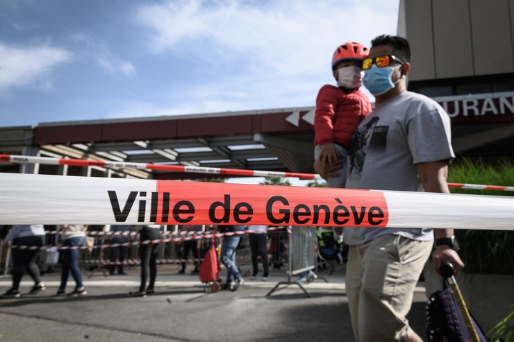 Red za hranu u Ženevi