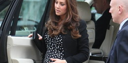 Księżna Kate zaczęła rodzić