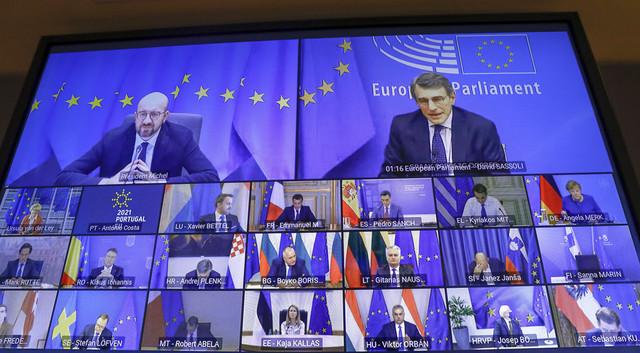 Lideri EU su na virtuelnom samitu raspravljali o kovid pasošima