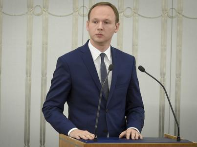 Marek Chrzanowski od 13 października br. kieruje Komisją Nadzoru Finansowego