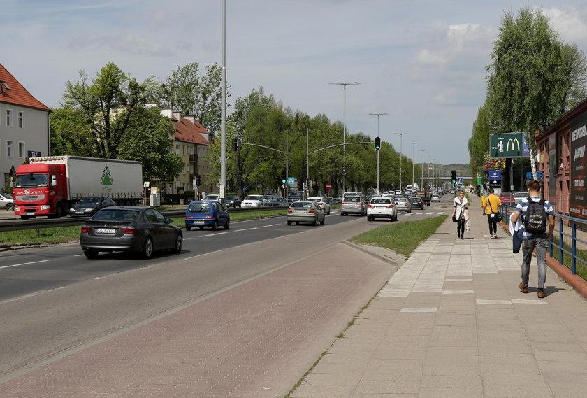 al. Grunwaldzka w Gdańsku