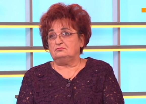 Ana Pejić iz Udruženje nestalih beba Vojvodine