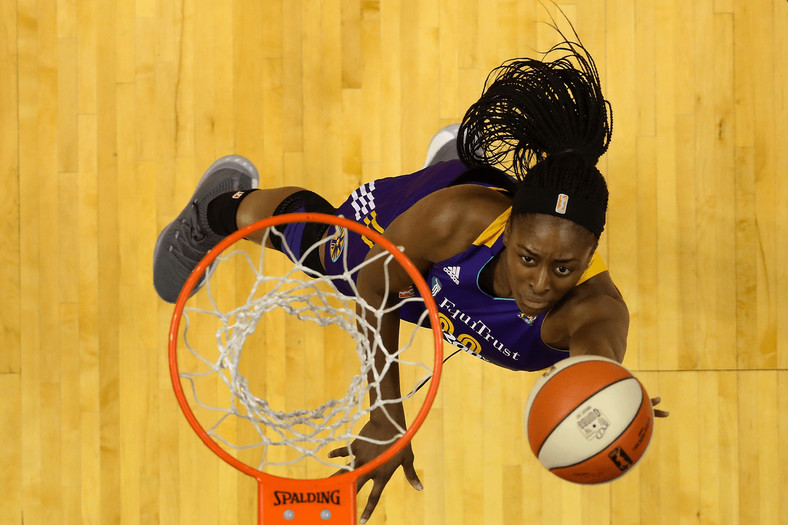 Nneka Ogwumike is a renowned Nigerian-American pro basketball player and President of the Women's National Basketball Association (sporttechie)