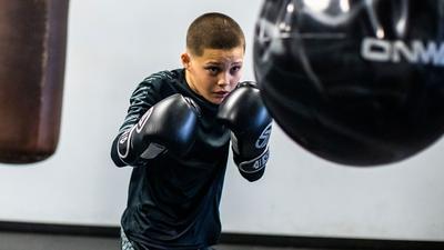 The Making of Javon 'Wanna' Walton, Olympic-Chasing, Hollywood-Crashing Teen Star