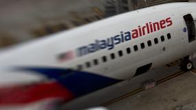 Samoloty Malaysia Airlines pod nadzorem satelitów
