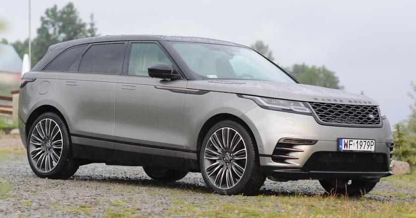 Range Rover Velar – przetestowaliśmy nowego brytyjskiego SUV-a